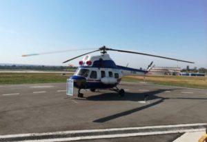 В Запорожье испытают первый украинский вертолет МСБ-2 «Надія»