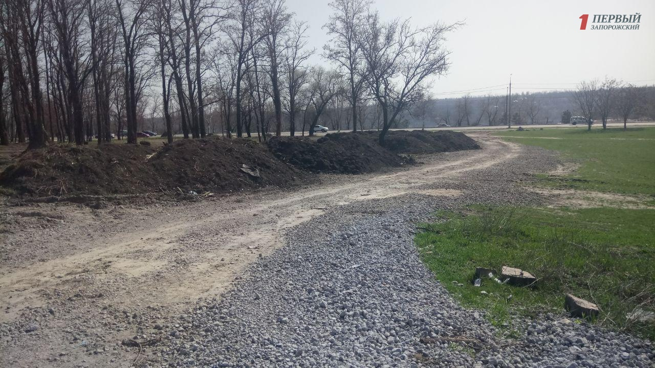 На строительство ландшафтного парка из бюджета города выделят ещетри миллиона гривен