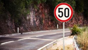 Что нужно знать о новых ограничениях скорости на дорогах