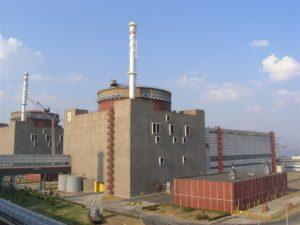 На Запорожской АЭС из строя вышел шестой энергоблок
