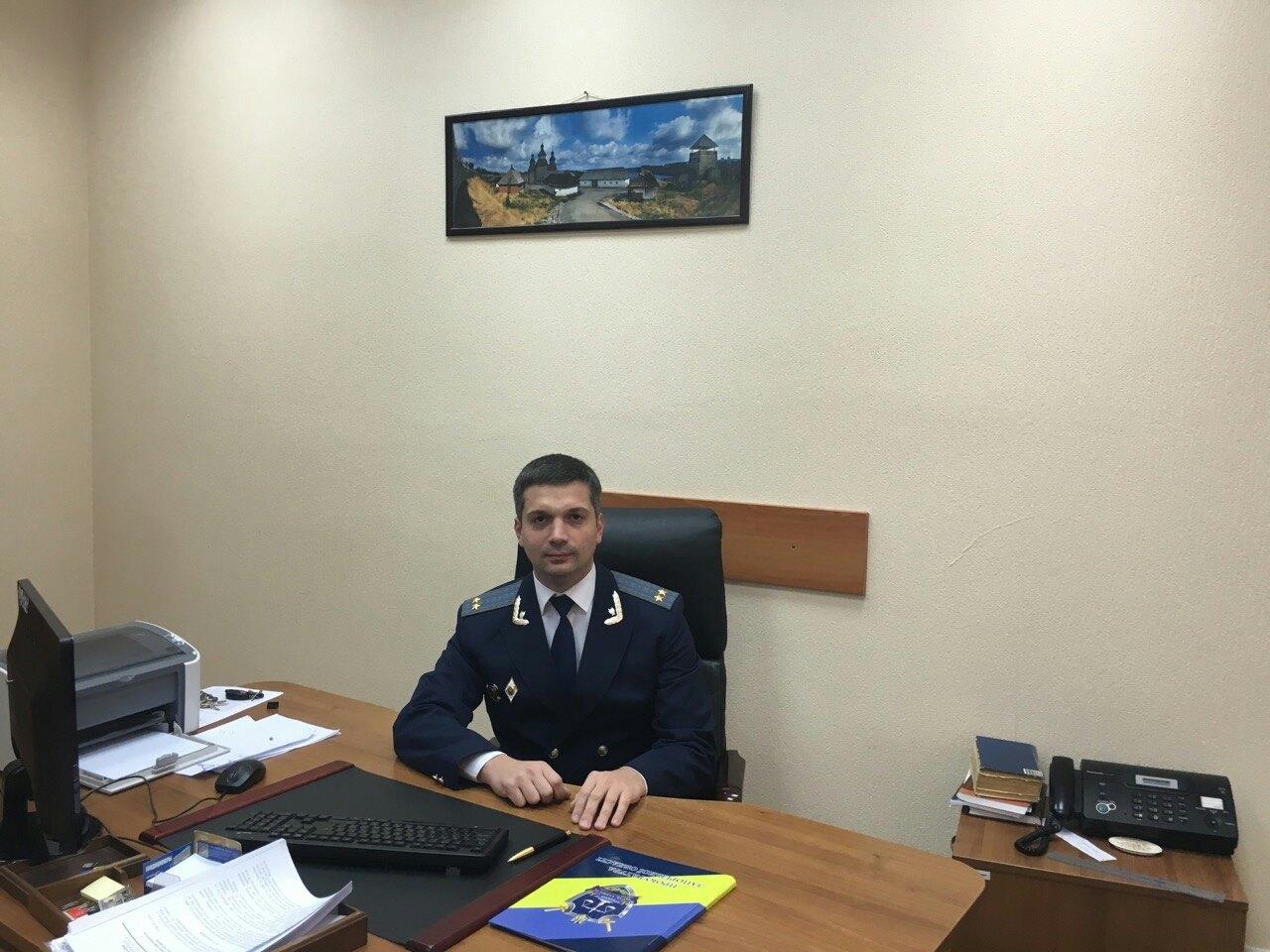 В Запорожье восстановился в должности еще один прокурор из команды Шацкого