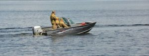 Из бюджета Запорожской области выделили 1 миллион гривен на финансирование рыбоохранного патруля