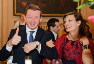 Жена запорожского депутата стала владелицей обувной фирмы с уставным фондом в три миллиона гривен