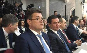Руководство Запорожья и области приняло участие в правительственном совещании с Гройсманом и Порошенко