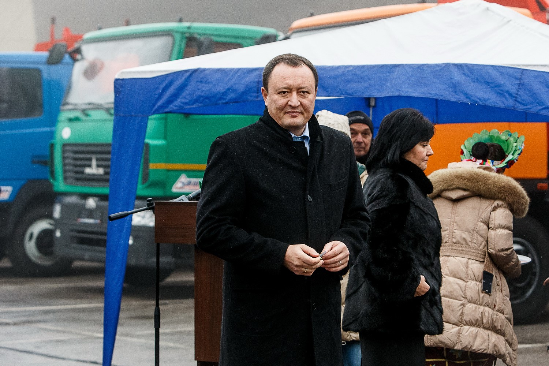 Константин Брыль задекларировал 3,5 миллиона гривен «налички» и новенькую Toyota Camry