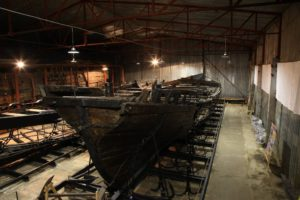 В запорожском Музее судоходства покажут уникальную казацкую
