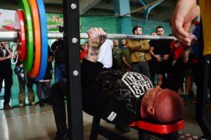 В Запорожье пройдет турнир по жиму лежа среди ветеранов АТО