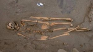 В Перу археологи обнаружили останки мутанта