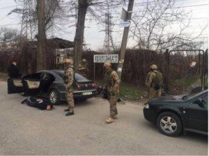 В Запорожье похитили женщину и требовали за нее 200 тысяч гривен выкупа - ФОТО