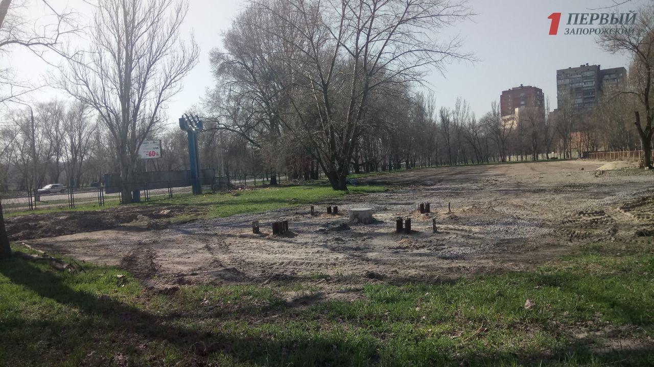 В Запорожье «свернули» строительство 25-этажного жилого комплекса на Набережной магистрали – ФОТО
