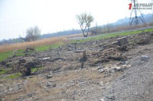 В Запорожье расчистка русла реки «Верхняя Хортица» за 17 миллионов гривен затянется еще на год - ФОТО
