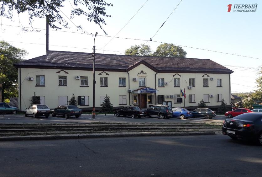 В Запорожье сотрудники СБУ проводят обыски в Шевченковском райотделе