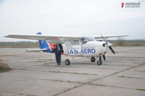 База парашютистов, школа пилотов и музей авиаторов: под Запорожьем запустили летный центр имени Покрышкина - ФОТО