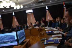 В Запорожском областном совете обсуждают, как развивать объединенные территориальные громады - ФОТО