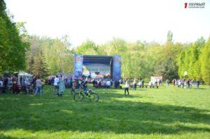 Кибербитва и многочисленные соревнования: как запорожцы провели игровой день фестиваля «Spring fest» - ФОТО