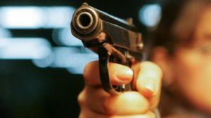 В Запорожской области злоумышленник пытался расстрелять мужчину через открытое окно - ФОТО
