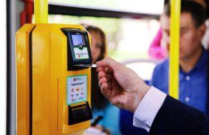 В следующем году в Запорожье появится электронный билет в общественном транспорте