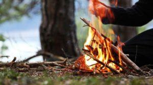Запорожцев просят соблюдать правила пожарной безопасности в дни празднования Пасхи