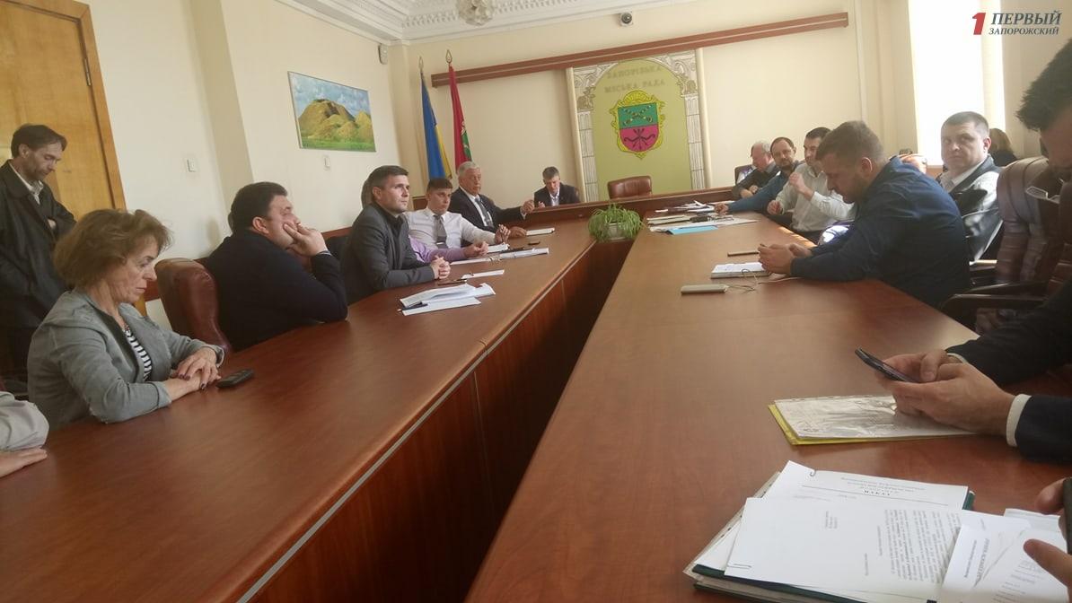 Депутаты горсовета обсудили вопрос софинансирования капремонтов многоквартирных домов