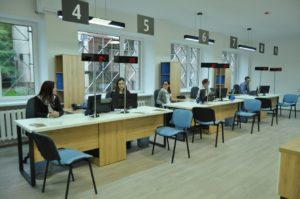 В Запорожье с начала года ЦНАПы приняли 20 тысяч посетителей