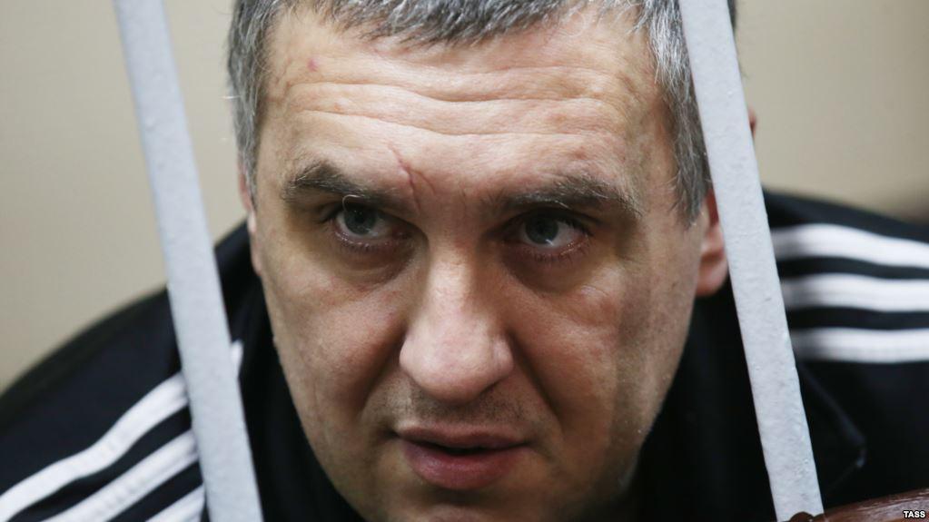 В оккупированном Крыму суд зачитал обвинительное заключение по делу «украинского диверсанта» из Запорожской области Евгения Панова