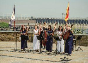 Запорожцев приглашают на открытие туристического сезона на Хортице