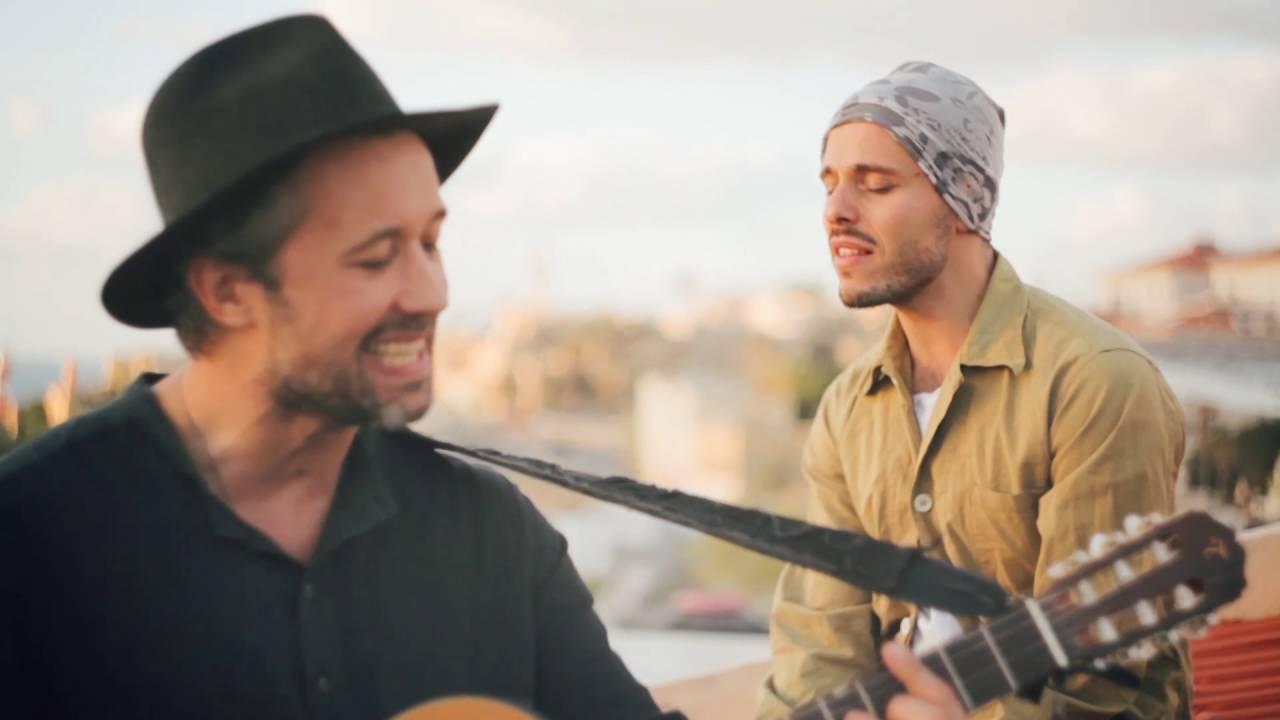 Известная группа «5'nizza» сняла клип на запорожской Хортице