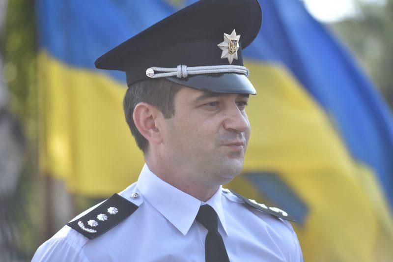 Приказ об увольнении Олега Золотоноши с поста главы полиции Запорожской области уже готов
