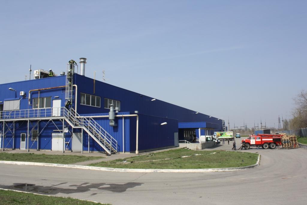 Запорожские спасатели нагрянули с проверкой в ТЦ