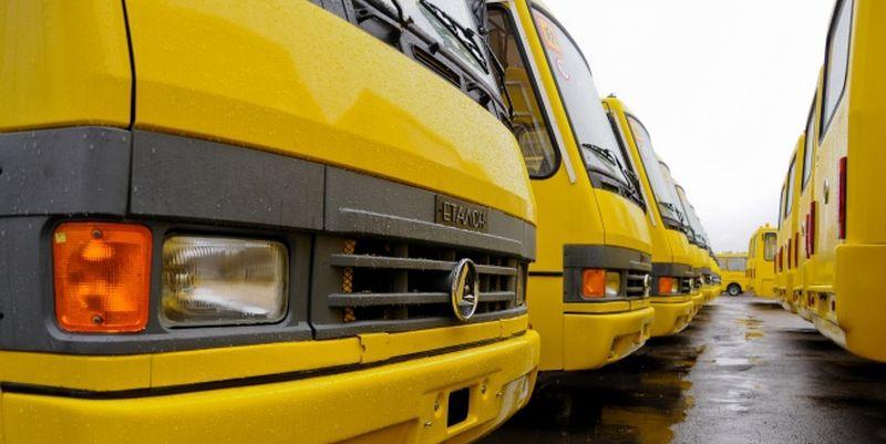 В Запорожье за три месяца произошло 80 ДТП с маршрутками: четверть из всех аварий с пострадавшими