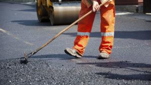 У Хортицькому районі Запоріжжя вже відремонтували 70% доріг