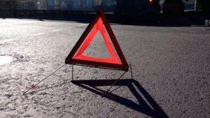 У Запоріжжі іномарка перевернулась на центральному проспекті: водій і двоє пасажирів отримали травми