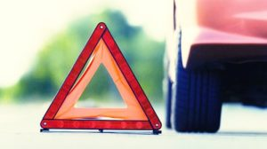 В Запорожье автоледи устроила ДТП на дамбе – ФОТО