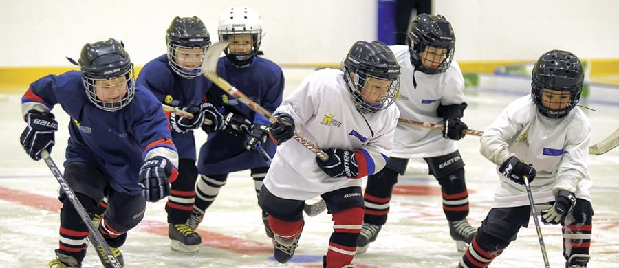 В Запорожье хотят открыть детский хоккей, но в бюджете на это нет денег