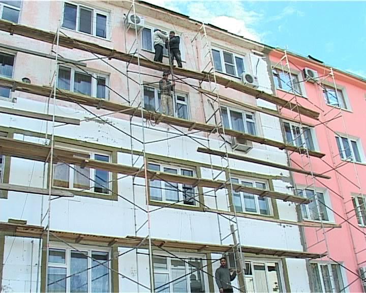 В Запорожье утвердили порядок софинансирования капитальных ремонтов домов ОСМД