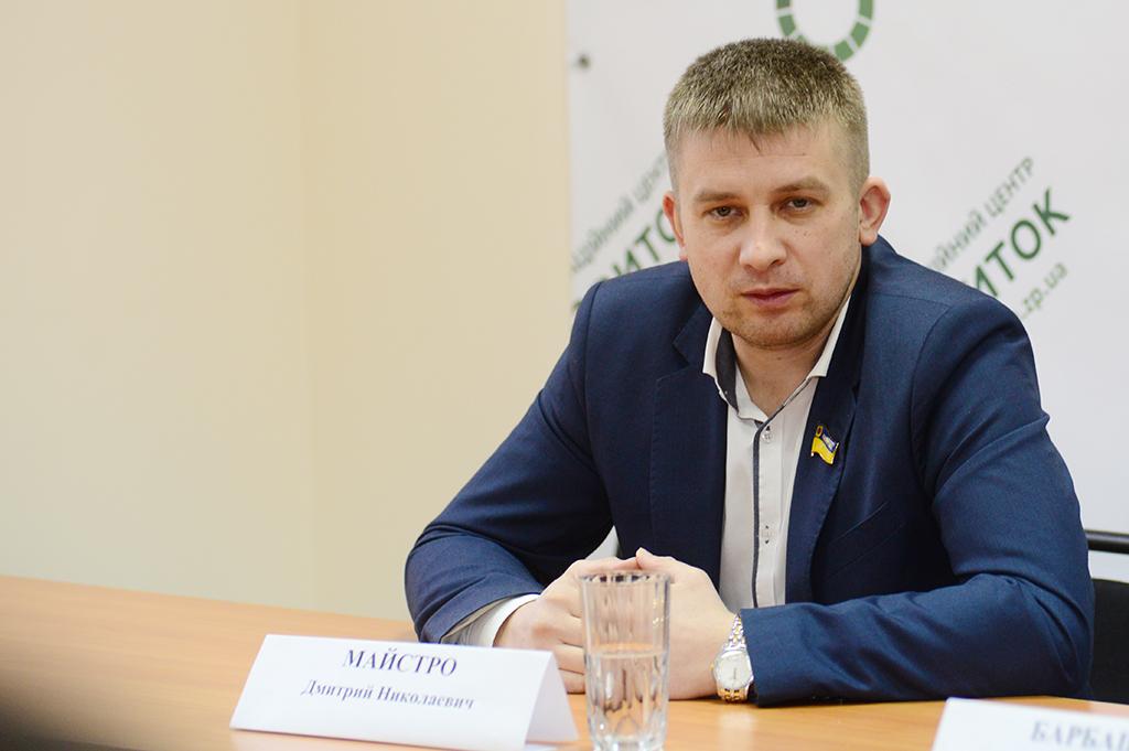 Депутат областного совета стал главой Запорожского отделения Ассоциации адвокатов Украины
