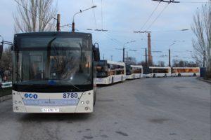 Стало известно, как распределили 35 новых автобусов, купленные на условиях финансового лизинга за 170 миллионов гривен