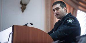 Начальник запорожской полиции Олег Золотоноша  покидает свою должность и уезжает работать в столицу