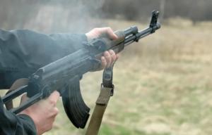 В Запорожье обстреляли автомобиль местного бизнесмена
