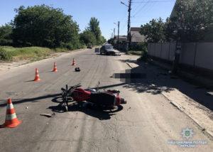 Полиция рассказала подробности смертельного ДТП в Запорожье - ФОТО