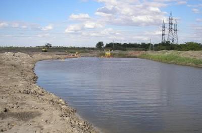 Опасное место: в Запорожской области в озере утонул мужчина