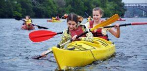 Спорт, экстрим и развлечения: что ожидает запорожцев на открытии водного сезона