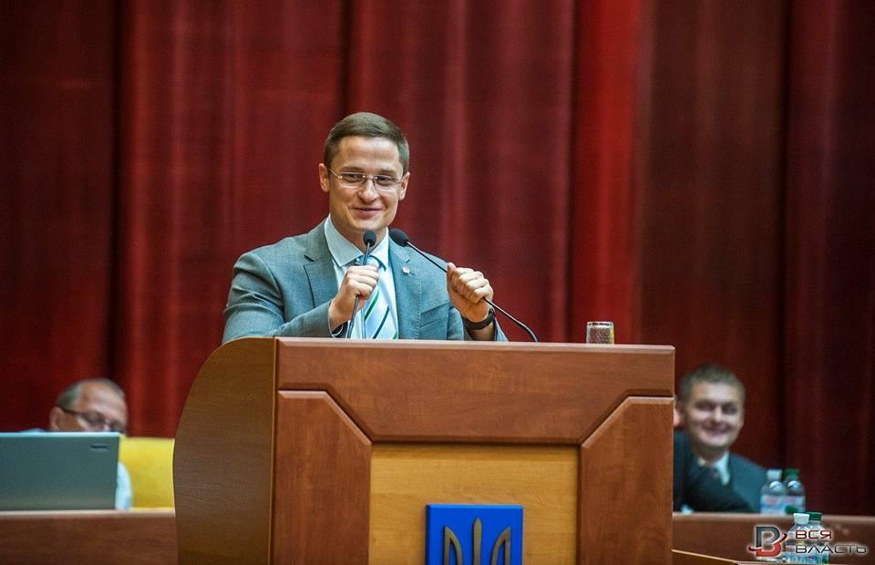 Замглавы Запорожского облсовета считает, что непринятие закона об Антикоррупционном суде может спровоцировать рост доллара - ВИДЕО