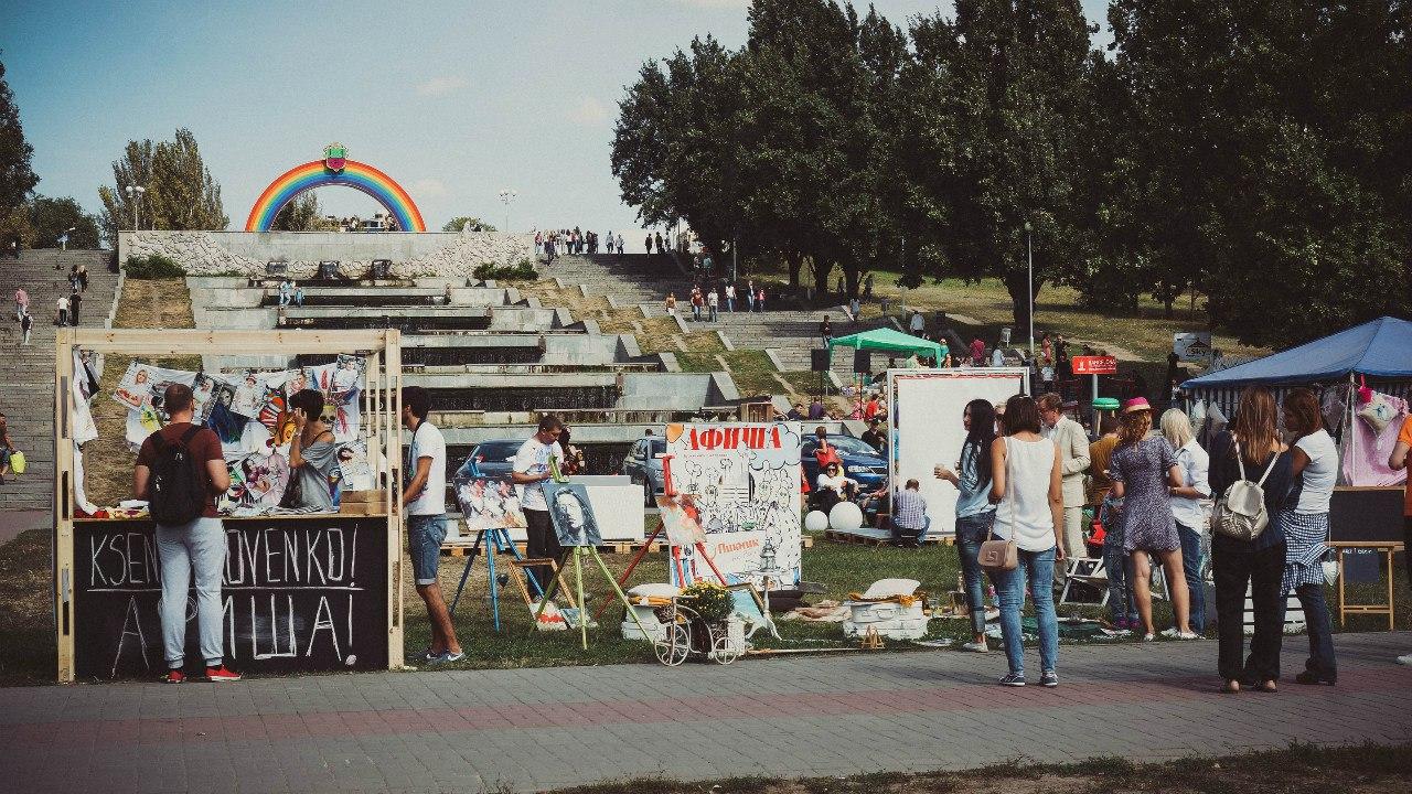 На следующих выходных в Запорожье снова пройдет фестиваль уличной еды