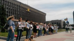 В Запорожье зоозащитники требуют запретить притравочные станции – ФОТО, ВИДЕО