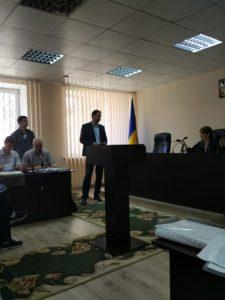 Суд нашел законным решение исполкома о срубе деревьев в парке Яланского – ФОТО