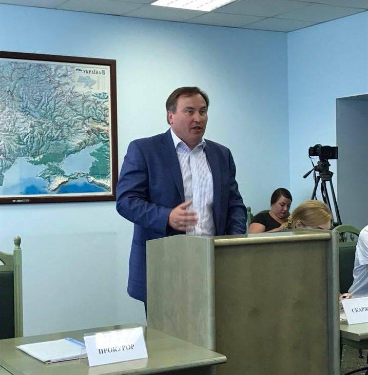 Комиссия прокуроров вынесла выговор начальнику отдела кадров прокуратуры Запорожской области