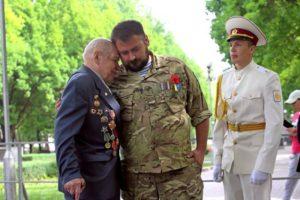 На запорожского киборга составили протокол за речевку о Путине