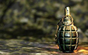В Запорожье мужчина подорвал себя гранатой
