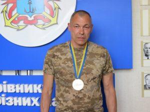 Житель Бердянска стал победителем отбора в сборную Украины на престижных соревнованиях «Игры непокоренных» - ФОТО